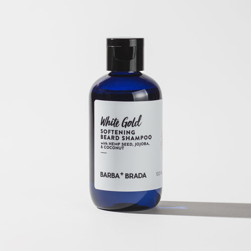 White Gold Beard Shampoo