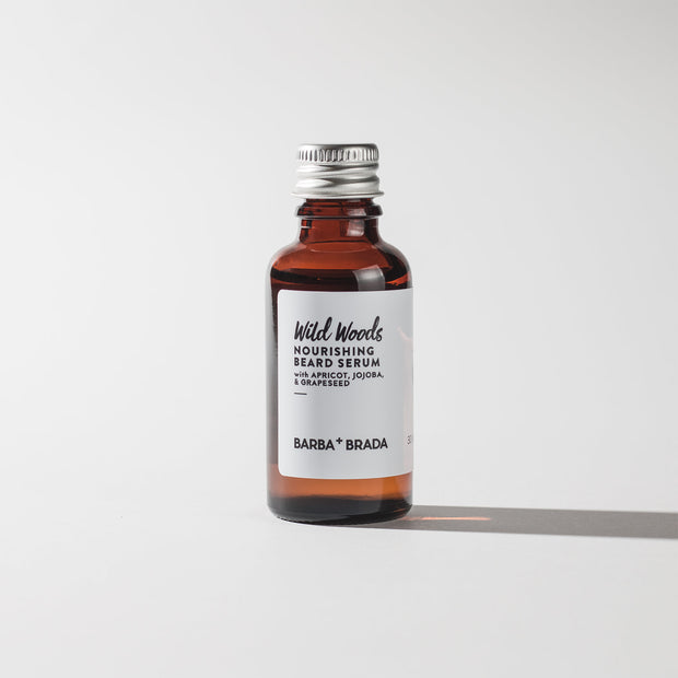 Wild Woods Beard Serum