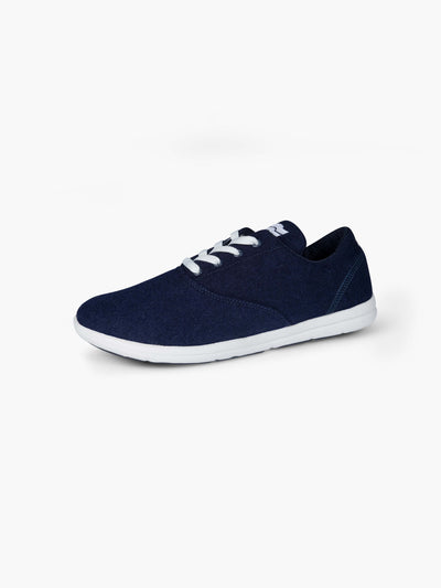 Strike Movement Chill Pill AF cross-training sneakers in Navy Wool
