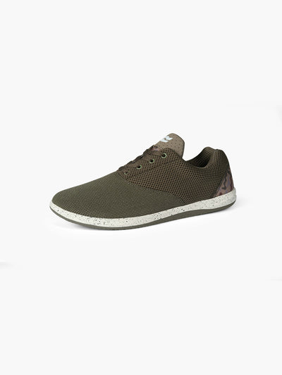 Strike Movement Chill Pill Transit AF versatile cross-training shoes for broad-spectrum performance in Army Green