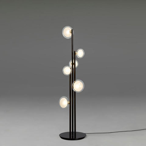 Floor lamps and table lamps oggetti designs nabila floor lamp mozeypictures Gallery