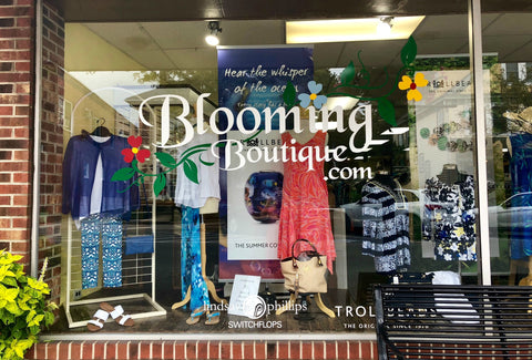 Blooming Boutique Storefront