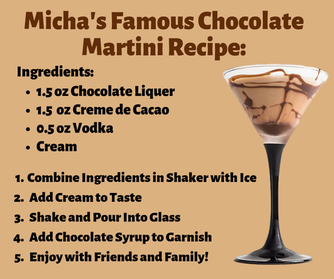 Chocolate Martini Recipe