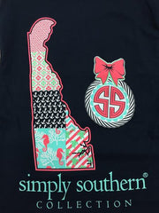 Simply Southern Delaware T-shirt