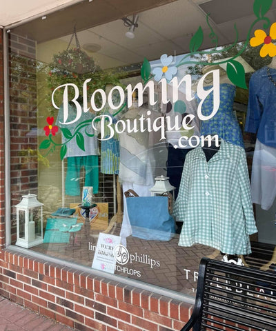 Blooming Boutique store
