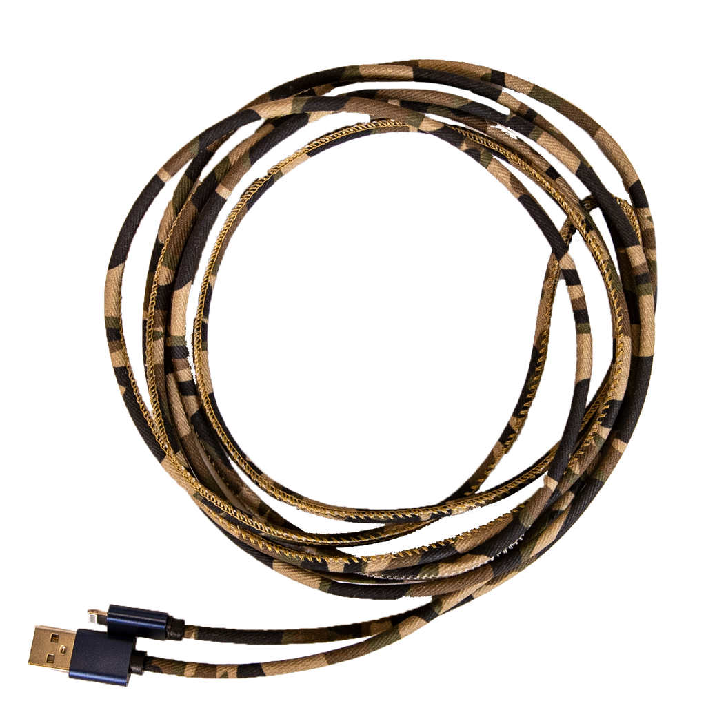 Simply Southern 10ft Charging Cable-Camo