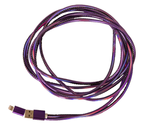 Simply Southern 10ft Charging Cable-Purple