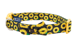 Simply Southern Sunflower Dog Collar