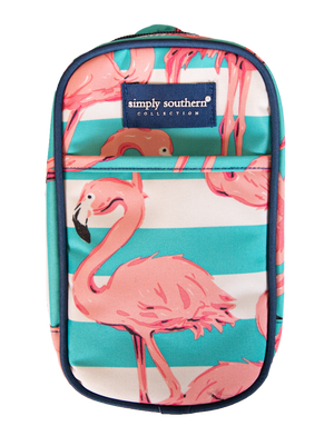 Simply Southern Flamingo Phone Purse