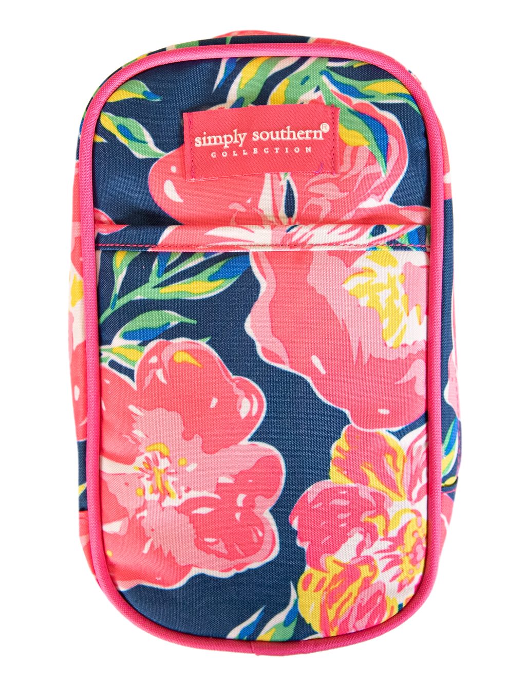 Simply Southern Hibiscus Phone Purse