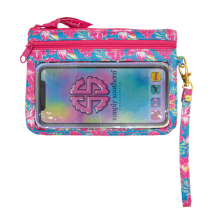 Simply Southern Tropic Phone Wristlet
