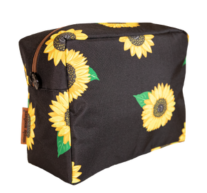 Simply Southern Sunflower Cosmo Bag