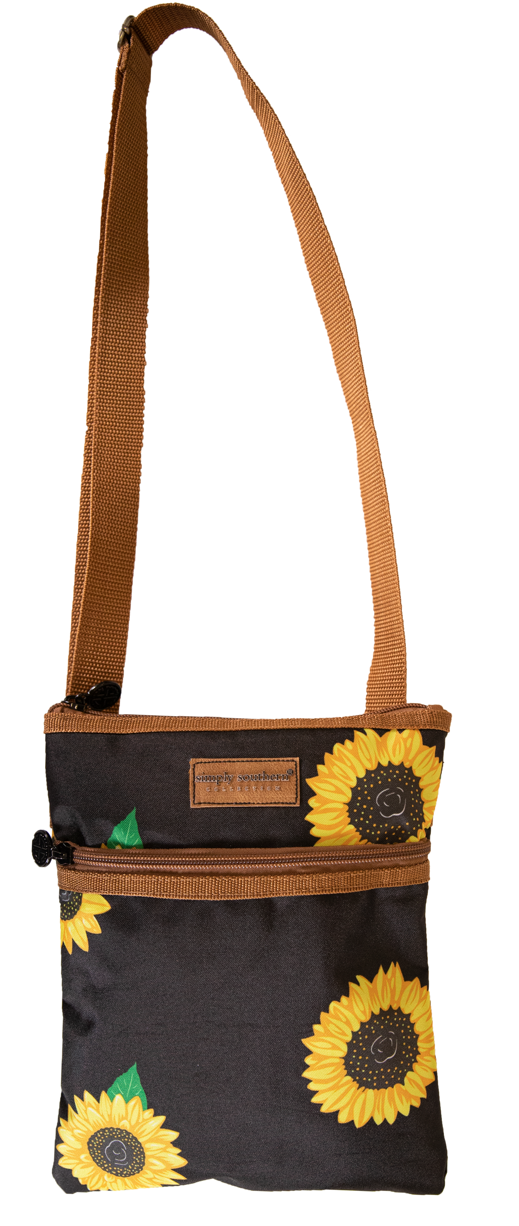 Simply Southern Sunflower Crossbody Bag