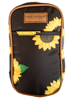 Simply Southern Sunflower Phone Purse