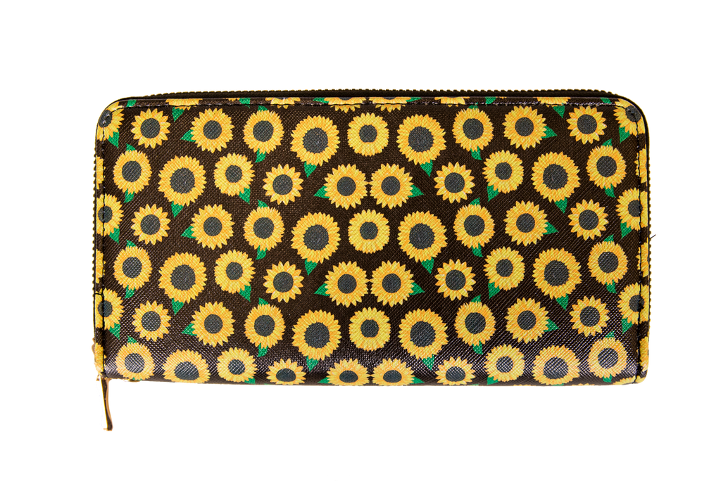 Simply Southern Sunflower Wallet