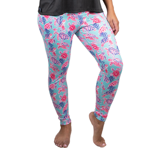Simply Southern Turtle Yoga Pants