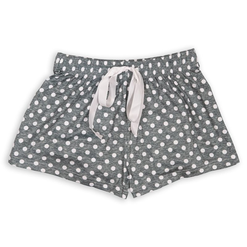 Simply Southern Lounge Shorts-Dots