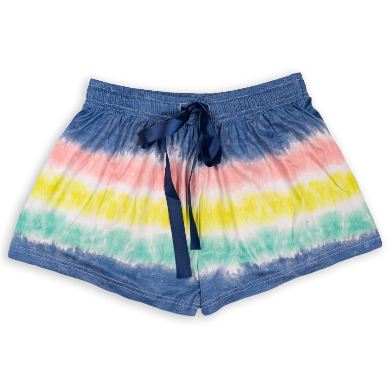 Simply Southern Lounge Shorts-Dusk