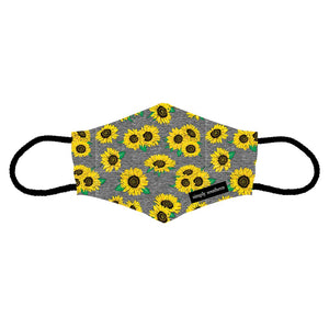 Simply Southern Mask-Sunflower