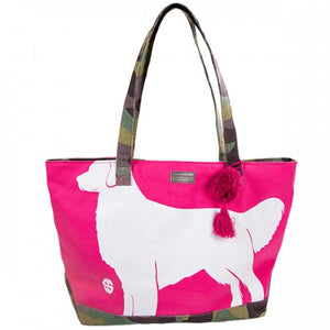 Simply Southern Dog Tote