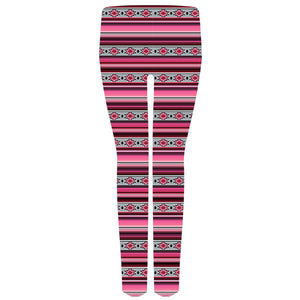 Simply Southern Pink Aztec Leggings