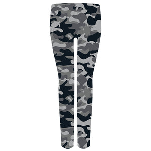 Simply Southern Grey Camo Leggings