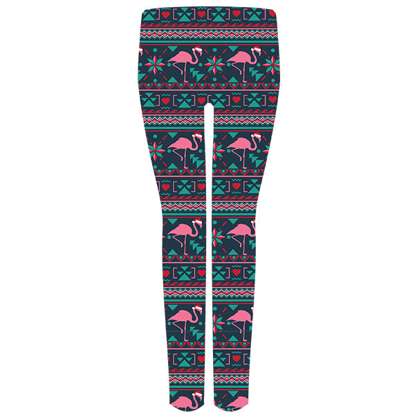 Simply Southern Flamingo Leggings