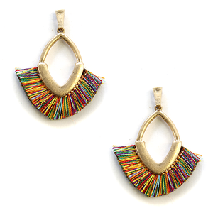 Influence Multicolor Earrings
