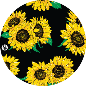 Simply Southern Sunflower Car Coaster