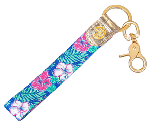 Simply Southern Key Fob-Tropic