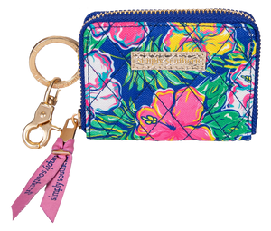 Simply Southern Key ID Wallet-Tropic