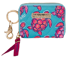 Simply Southern Key ID Wallet-Turtle