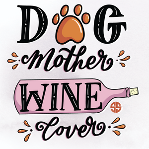 Simply Southern Dog Mom Coaster