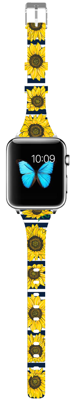 Simply Southern Watch Band-Sunflower