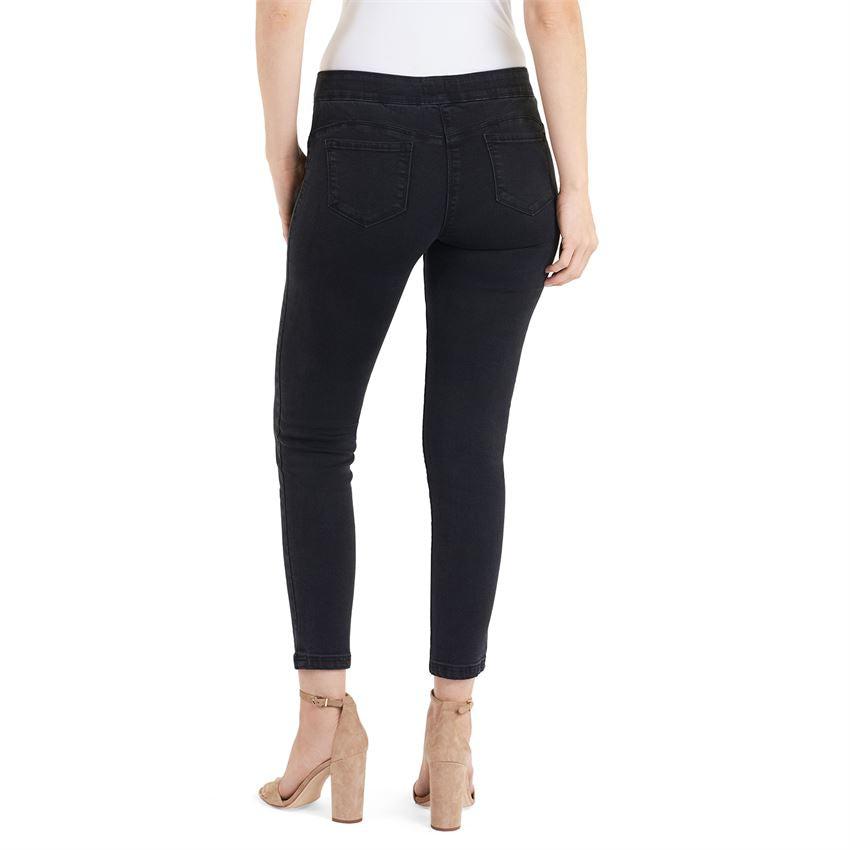 OMG Black Skinny Jean Ankle Cut (Petite Length)