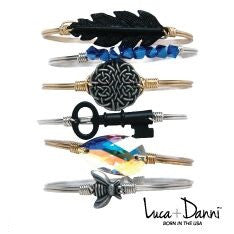 bangle stack Luca + Danni