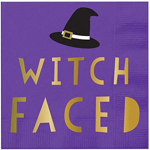 Witch Faced Napkins