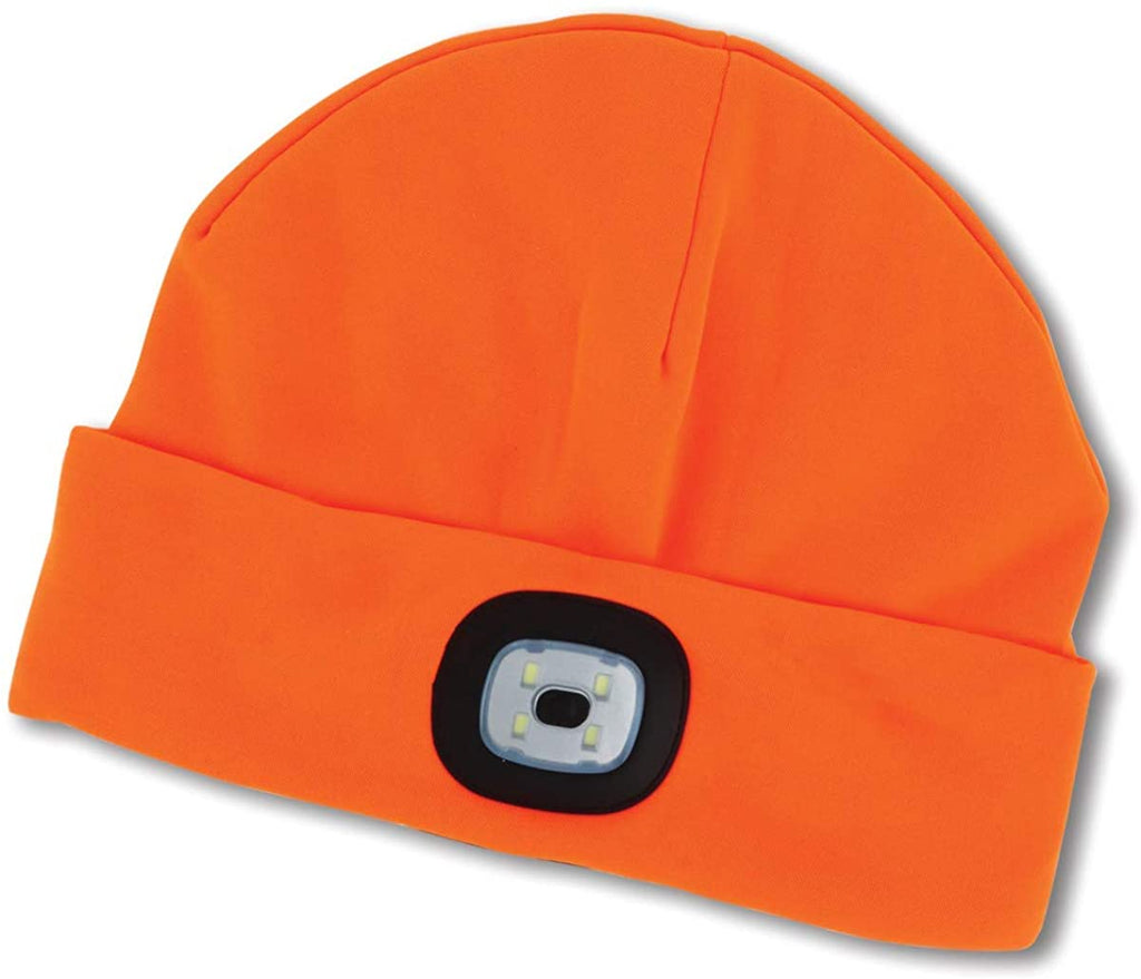 Night Scout Orange Beanie