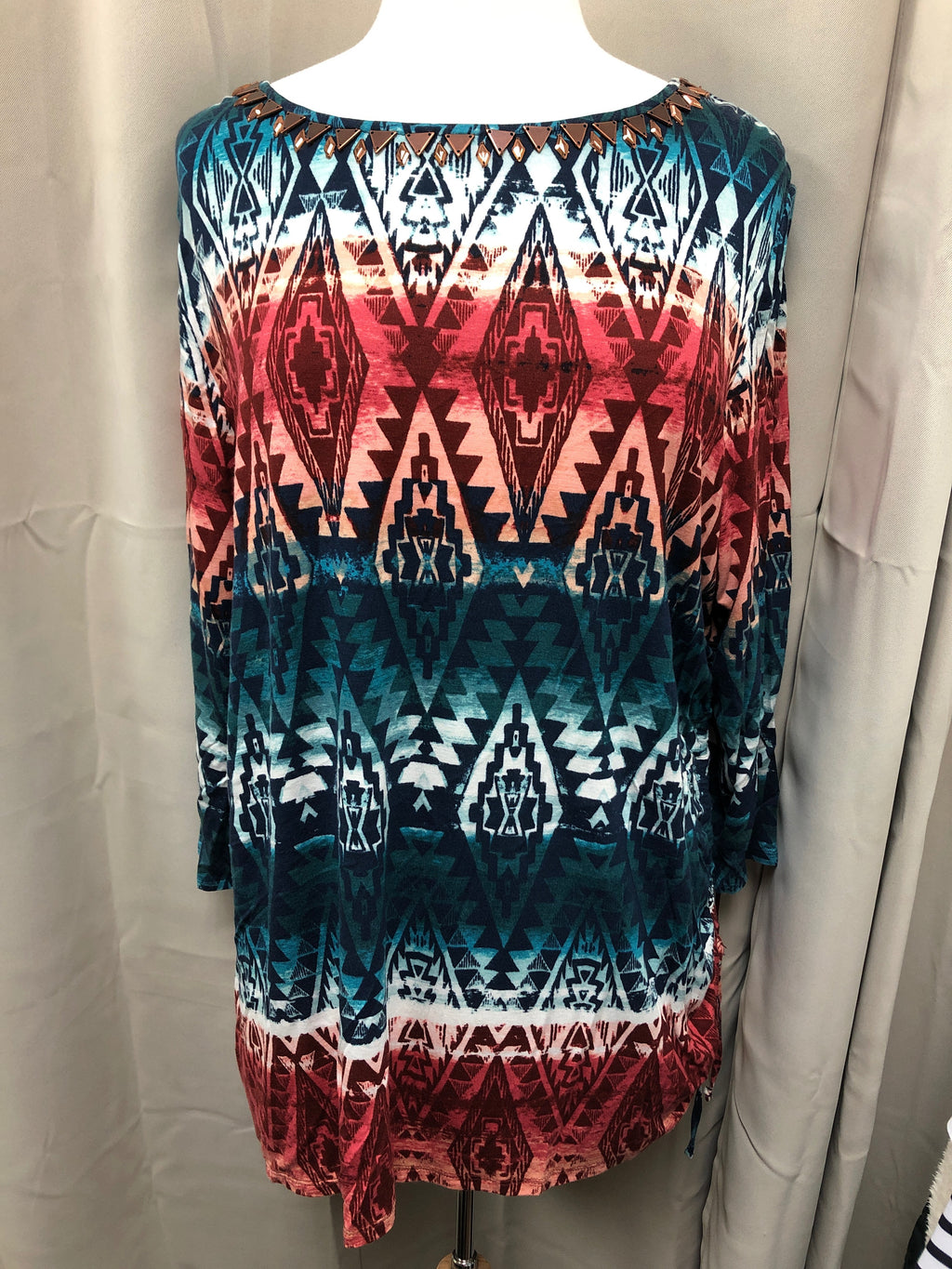 Ruby Road Aztec Top