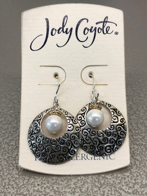 Jody Coyote Earrings