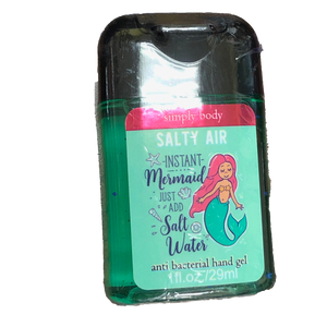 Simply Southern Hand Gel Sanitizer-Mermaid