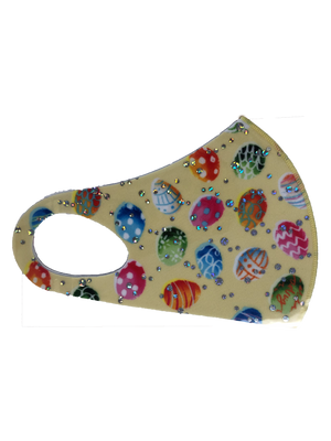 Easter Egg Bling Mask