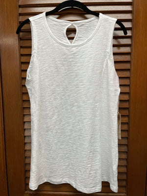Escape Tank-White
