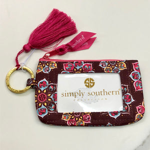 Simply Southern Mandala Key ID Holder