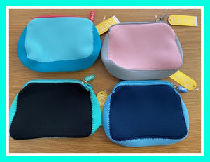 Neoprine Makeup Bag