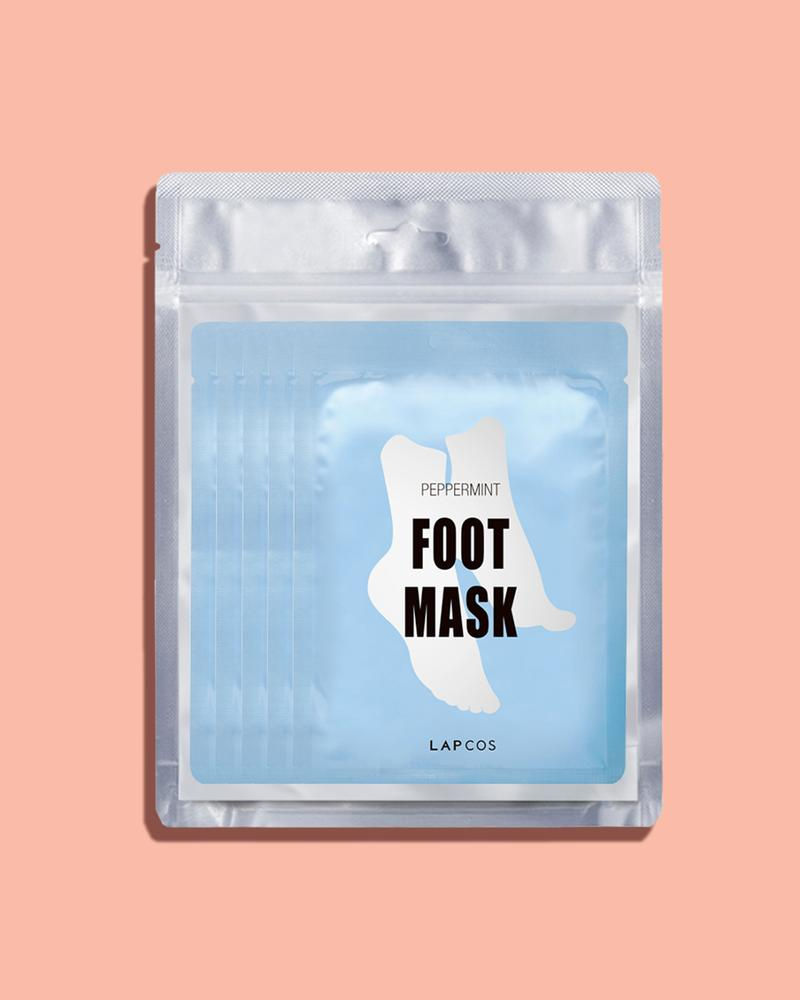 LAPCOS FOOT MASK 5 PACK