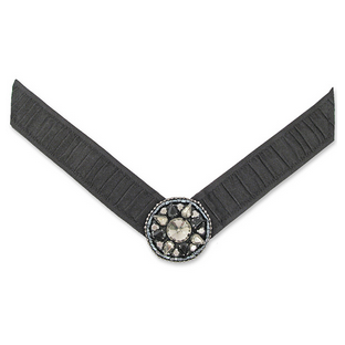 Lindsay Phillips Abelina Strap Black