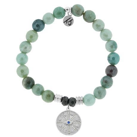 T. Jazelle Amazonite Protection Bracelet