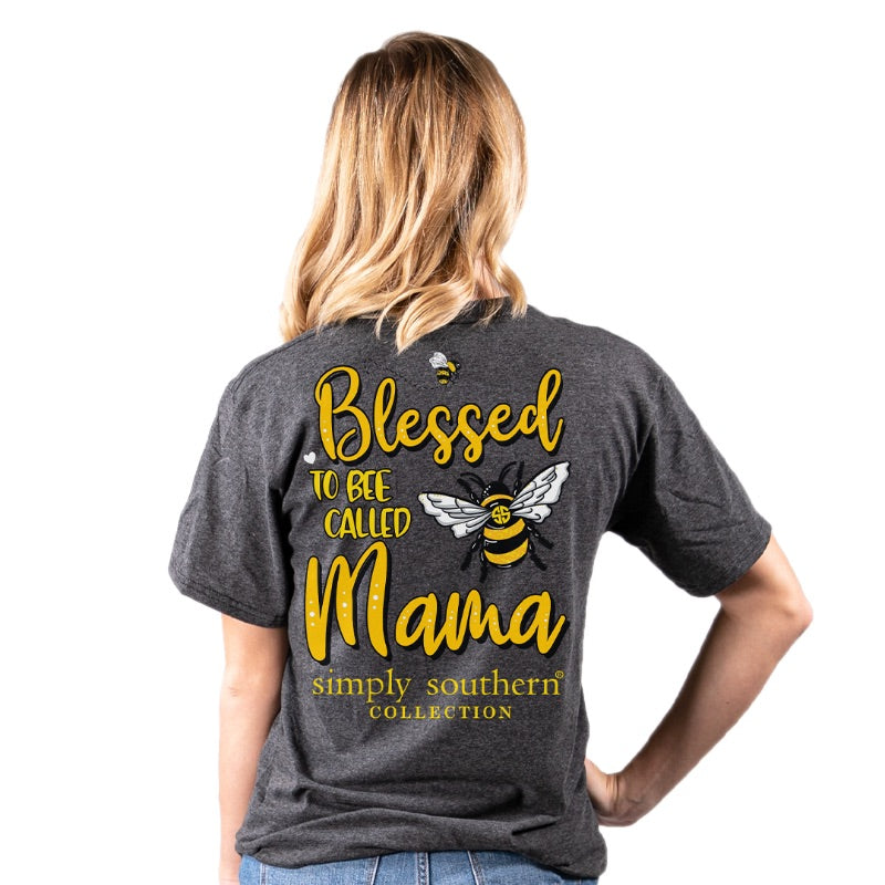 Simply Southern Bee Mama T-Shirt