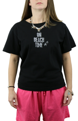 On Beach Time Tee